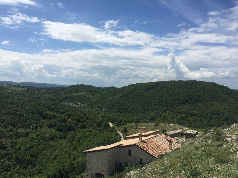 Catinelli - Monte della Troncia - Pincano