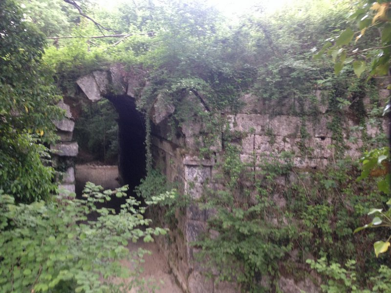 Ponte Fonnaia - Villa San Faustino - Massa Martana