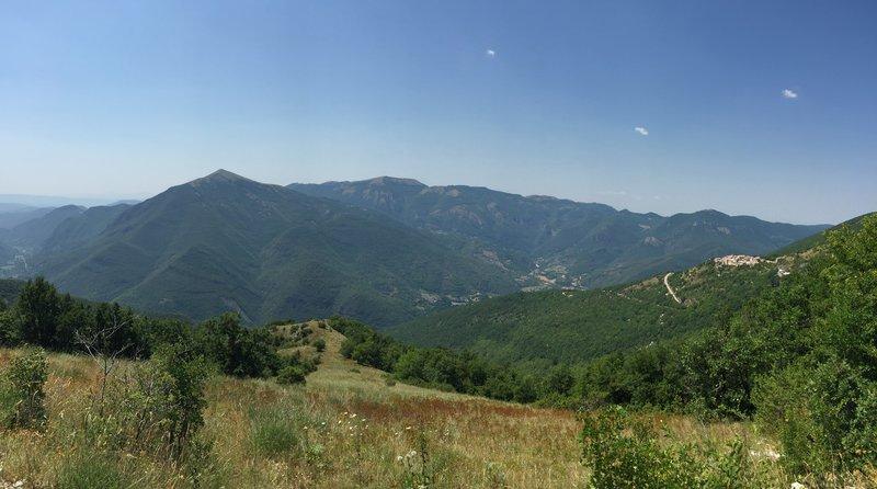 Monte San Vito - Scheggino
