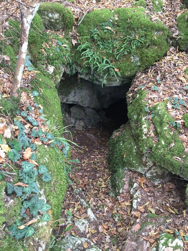 Grotta di San Francesco - Collicello