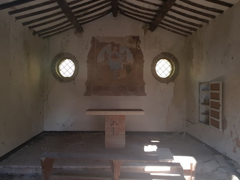 Chiesa di Sant'Antonio - Montenero
