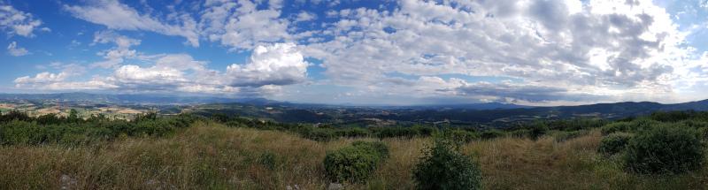 Monte Piglio - Amelia