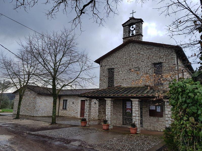 Chiesa San Giuseppe da Leonessa - Zingarini - Amelia