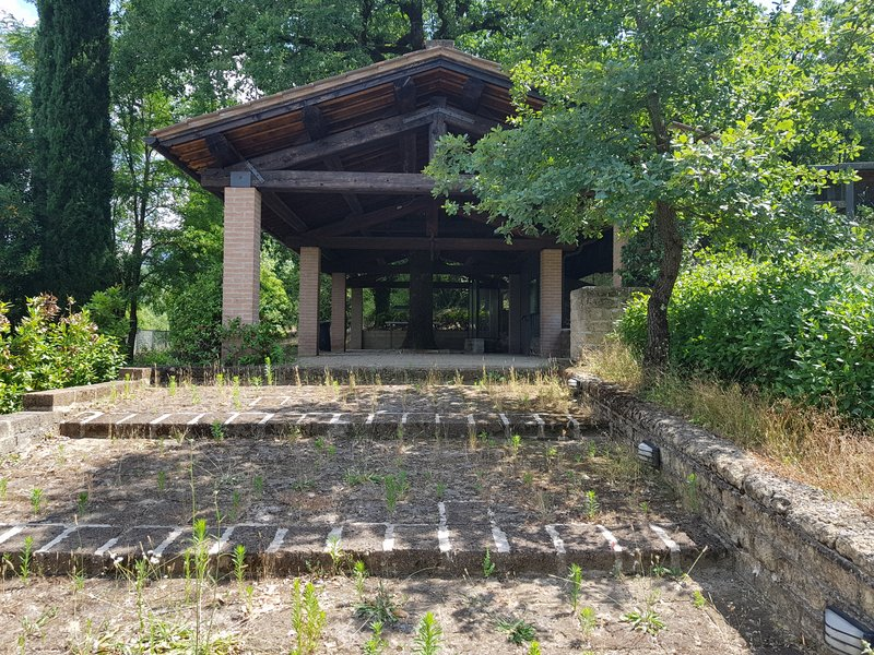 Catacomba - Villa San Faustino - Massa Martana