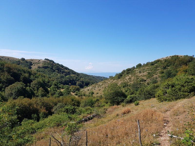 Dolina Fosso di Pozzale