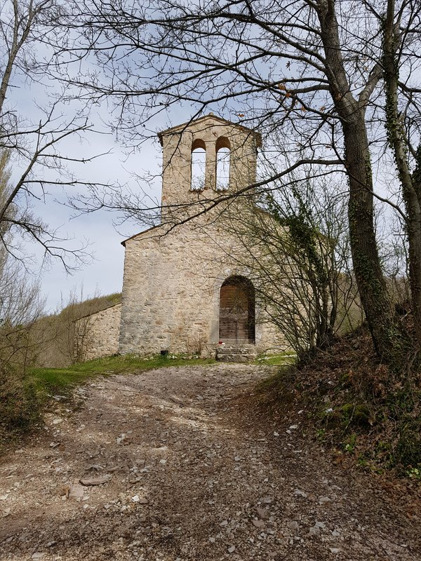 Chiesa di San Biagio - Castagnacupa (Spoleto)