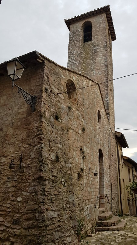 Porzano - Chiesa Madonna di Panico