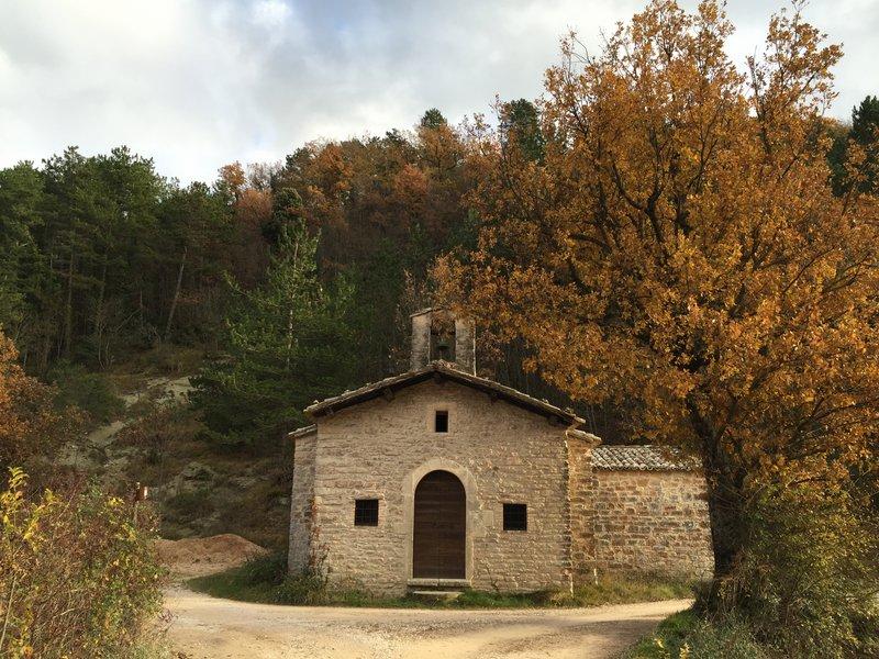 Chiesa di San Martino - Macerino (Acquasparta)